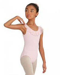 Ruffle Tank Leotard - Child