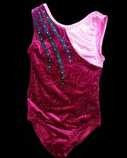 Gymnastic Leotard 12